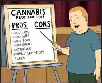 The Many Pros of Marijuana Legalization